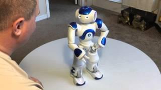 Download U.A.V Advertising Nao Next Gen Robot Video