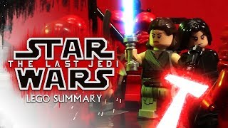 Download Star Wars: The Last Jedi LEGO Summary Video