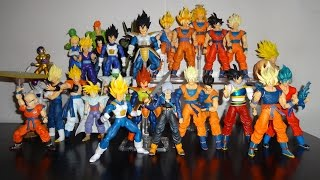 Download S.H. FIGUARTS Dragon Ball Z COLLECTION 4/4 Video