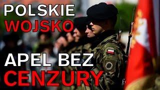 Download Apel wojskowy bez cenzury - Polskie wojsko. Jak to wyglądało kiedyś? Video