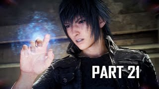 Download Final Fantasy 15 Walkthrough Part 21 - Ring of Lucii (FFXV PS4 Pro Let's Play Commentary) Video