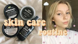 Download MY EVERYDAY SKIN CARE ROUTINE 2017! (LUSH) | Rebecca Ellie Video