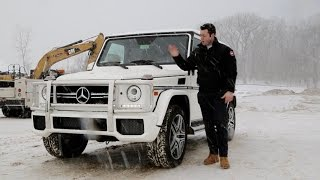 Download Here's Why The Mercedes G63 AMG Is Worth $154,000 Video