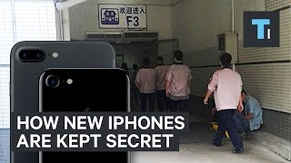 Download Former iPhone Factory Worker Explains How They Keep New iPhones A Secret Video