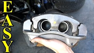 Download How to Replace a Brake Caliper Video