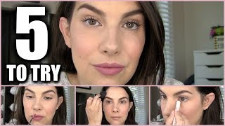 Download 5 MUST-TRY New Drugstore Makeup Products Video