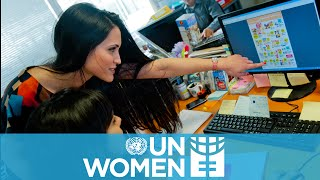 Download Gender equality means empowering women and girls Video