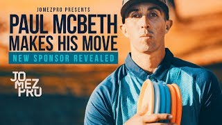 Download Paul McBeth Makes His Move (New Sponsor Revealed) Video