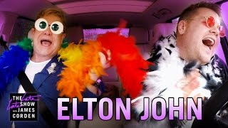 Download Elton John Carpool Karaoke Video