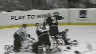 Download Crazy Hockey Brawl (371 PIM) - AHL Fight Night : Phantoms vs Senators Dec 28, 2003 Video