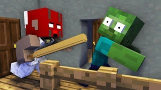 Download Monster School : GRANNY VS MOBS HORROR CHALLENGE - Minecraft Animation Video