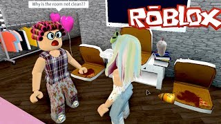 Download Bloxburg Roleplay Escaping Evil Grandmas House! Roblox Obby - Titi Games Video