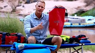 Download How to Pack for your Grand Canyon Rafting Trip Video