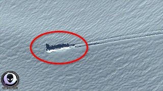 Download WHAT Crash Landed Over The Antarctic? Video