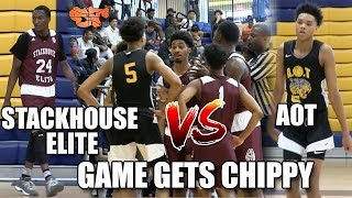 Download STACKHOUSE ELITE vs. AOT GAME GETS CHIPPY Video