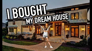 Download I BOUGHT MY DREAM HOUSE! + SNEAKING INTO VIDCON (VLOG) Video