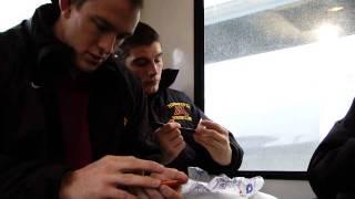 Download Minnesota Wrestling Team Illinois/Purdue Road Trip Part 1 Video