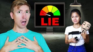 Download IS VY QWAINT THE HACKER? (Lie Detector Test & New Evidence of Spy Gadgets) Video