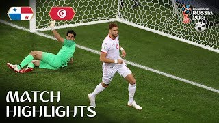 Download Panama v Tunisia - 2018 FIFA World Cup Russia™ - Match 46 Video