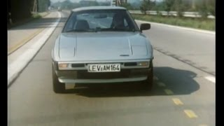 Download Autotest 1979 - Mazda RX-7 (Wankel) Video