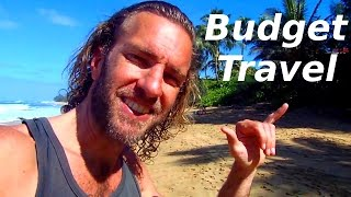 Download How to Travel Hawaii Ridiculously Cheap!! Budget Travel Tips Video