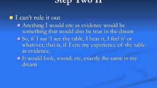 Download Descartes 1: The Method of Doubt Video
