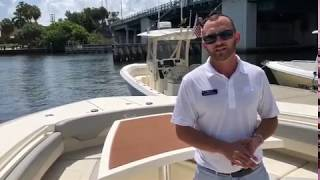 Download Scout 380 LXF for sale at MarineMax Palm Beach FL Video