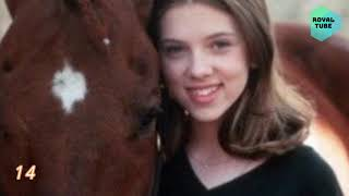 Download Scarlett Johansson Transformation | From 1 to 35 Years Old | Royal Tube Video
