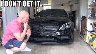 Download Having this shop modify my Mercedes was a mistake.. Video