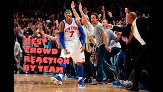 Download NBA Greatest Crowd Reaction By Team Video