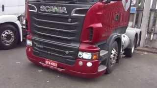 Download Scania R580 V8 Video