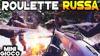 Download LA ROULETTE RUSSA DEI POMPA (MINI GIOCO) | RAINBOW SIX SIEGE ITA Video