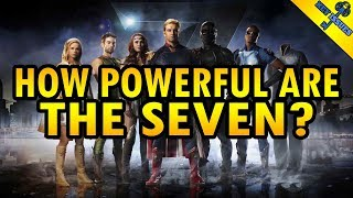 Download How Powerful Are the Seven? Video