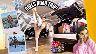 Download GIRLS ROAD TRIP TO BIG BEAR! *packing, no fuel or service & the journey* | Vlogmas Day 2 Video