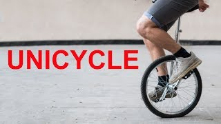 Download LEARN TO UNICYCLE IN 2HOURS AND 38MINS Video