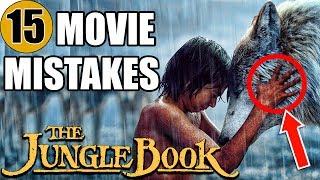 Download 15 Mistakes of THE JUNGLE BOOK You Didn't Notice Video