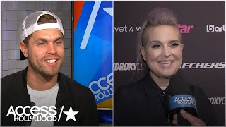 Download Kelly Osbourne & Dustin Lynch On Their Relationship: Are They More Than Friends? | Access Hollywood Video