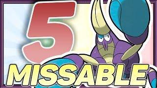 Download Pokemon Sun And Moon: 5 Missable Pokemon Video