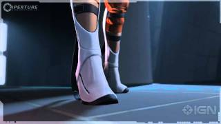 Download Portal 2: Official Boots Trailer Video