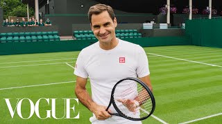 Download 73 Questions With Roger Federer | Vogue Video