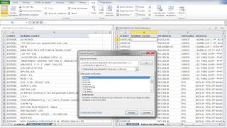 Download Excel, dos hojas en paralelo y BuscarV Video