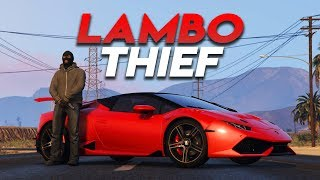 Download STEALING A LAMBO | GTA 5 ROLEPLAY Video