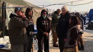 Download Deadline Looms for Standing Rock Protesters Video