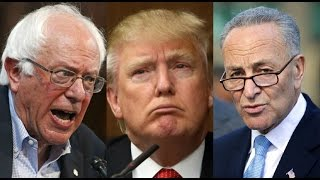 Download Bernie Sanders ALREADY Taking On Trump's Scam As Dems Roll Over Video