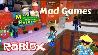Download Roblox / Mad Games / Christmas Update v2.28 Video