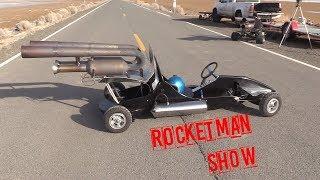 Download Rocket Man : Building the MASSIVE! Pulsejet Viper engine. Video