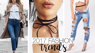 Download 2017 Fashion Trends I Will & Wont Follow Video