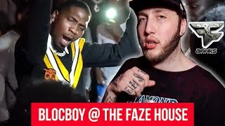 Download Blocboy JB parties with Faze Banks! House Party Vlog Video