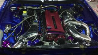 Download Building 1000HP R34 GTR VSPEC II Video