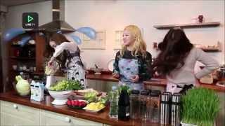 Download 150220 SNSD Tiffany Yuri Hyoyeon (YulTiHyo) - Tiffany's Fruit Juice @ Line TV Video